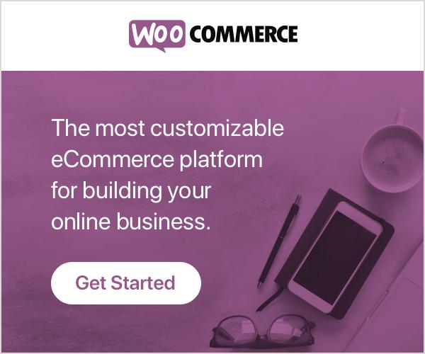 WooCommerce ecommerce plugin
